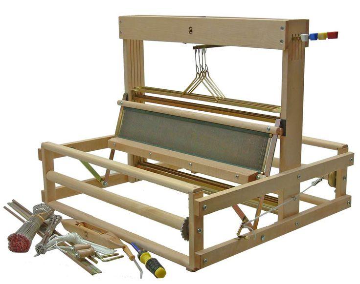 Razboi de tesut din lemn