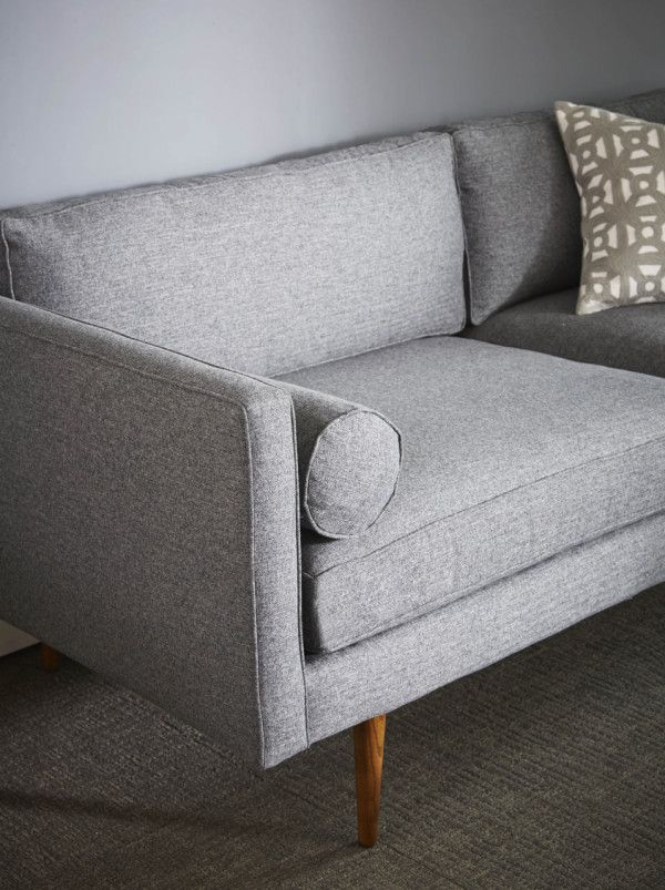 The West Elm Mid-Century collection
