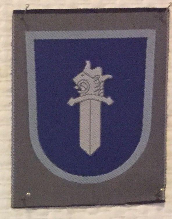 Finnish MP badge
