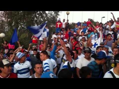 Previa Universidad Católica v/s Deportes Antofagasta. San Carlos de Apoquindo, Sábado 16 de febrero de 2013. Vamos vamos Cruzados, pongan huevos todos que ganamos... (8)