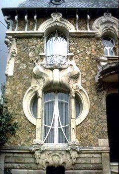 Art Nouveau Architecture   Orléans -                                                                                                                                                     Plus