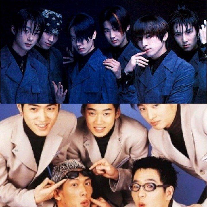 "Shinhwa is a six-member boy band that debuted on 1998. It is the longest-running boy band in the history of K-pop in South Korea and has enjoyed success . Shinhwa is the Korean word for myth or legend. Their official fanclub was called 'Shinhwa changjo' that means 'make shinhwa' and the group's official Fan-club color was orange. g.o.d is a five-member Korean pop music group. The name is an acronym for Groove Over Dose. They were one of the few groups to have an album become a ""million…"