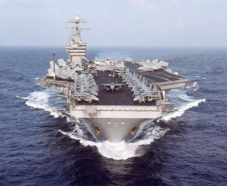 US Navy Naval Aircraft Carriers History Pictures Facts and Information