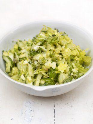 Green Salad | Vegetables Recipes | Jamie Oliver Recipes