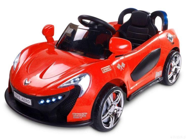 Kup już teraz Toyz Aero czerwony  w Satysfakcja.pl >  Błyskawiczna wysyłka i najniższe ceny!