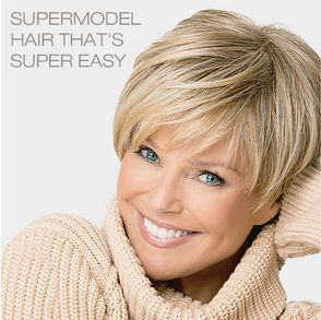 The Hair2wear Christie Brinkley Wig Collection