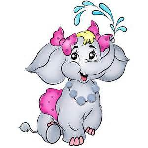 Cartoon Elephant - Bing images