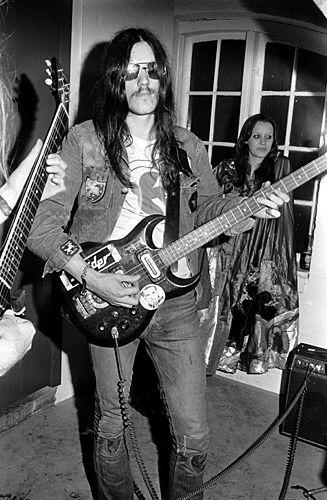 Lemmy with Hawkwind
