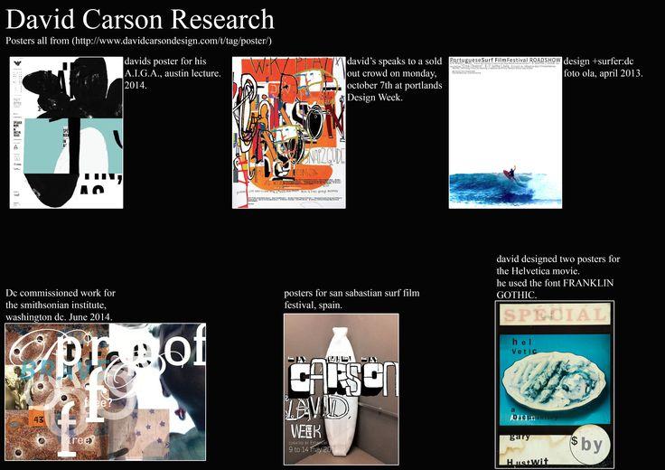 A1 Graphics, page 23 David Carson Research