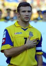 Shevchenko, Andriy  Striker (MS), 35 Years  5.000.000 €