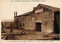 Phénomènes Inexpliqués: Auberge de Peyrebeille - Frawsy