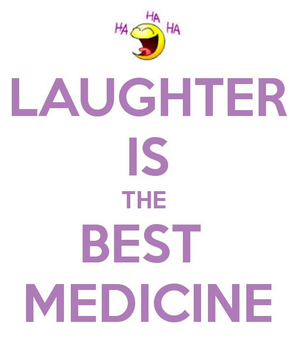 short speech on laughter is the best medicine Laughter is the best medicine this is an old saying, and it is used for a good reason many studies on laughter and its benefits to health have been made through the years all over the world.