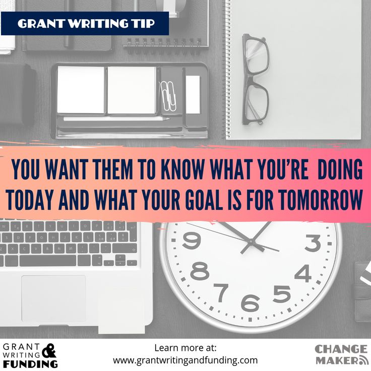 Are you and your team ready when a grant comes along