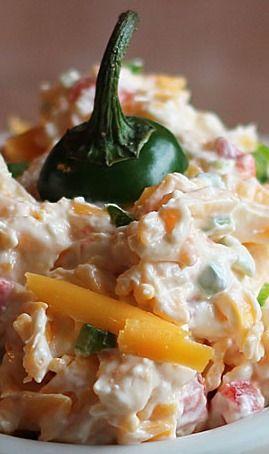 Jalapeno Pimento Cheese Dip