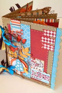 Nanne's Creations:Fall themed-Mini album