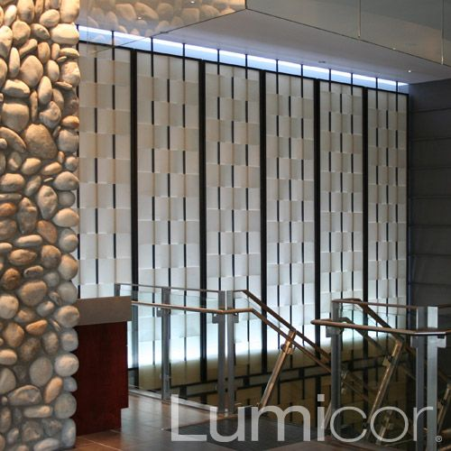 Lumicor Partition Panel System : Best education images on pinterest divider walls