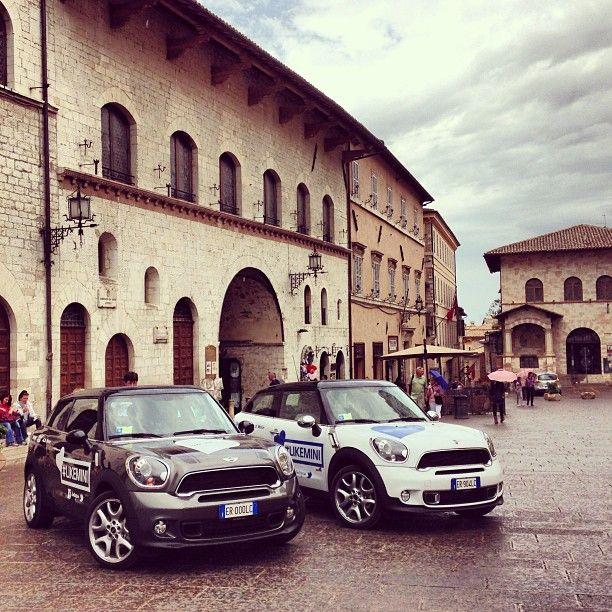 #likemini ad Assisi, #perugia