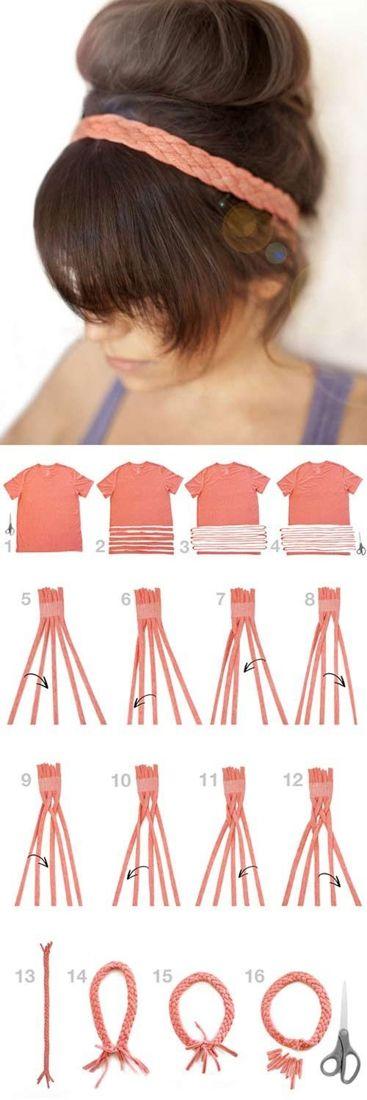 Zo geef je oude shirts een nieuw leven - Het Nieuwsblad: http://www.nieuwsblad.be/cnt/dmf20140810_01211305?_section=62885768