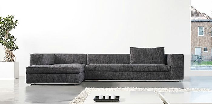 contemporary corner sofa bed roots by sur plus sofa