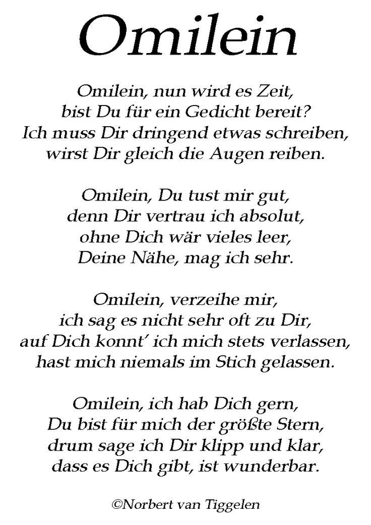 Wenn Sie auf dieses Gedicht klicken, besuchen Sie …