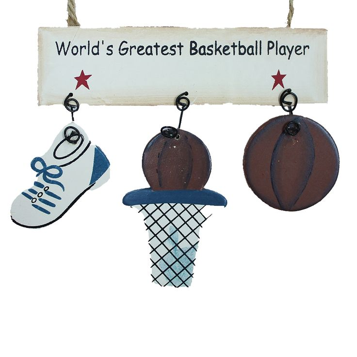 14 best Basketball Christmas Ornaments images on Pinterest ...