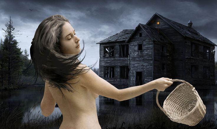 revolutionart paranormal  bznstudio
