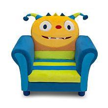Disney Henry Hugglemonster Figural Upholstered Chair