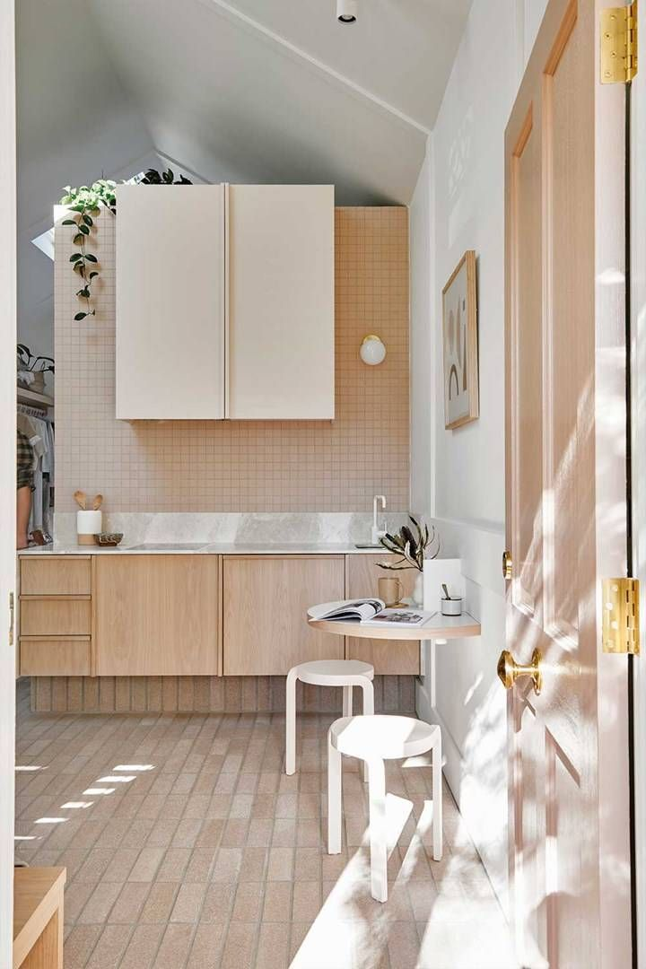 Melbourne Home Renovation Old Meets New Home Beautiful Magazine