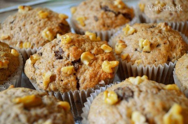 Špaldové muffinky - Recept