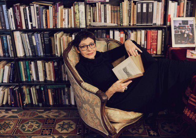 An Interview with Joan Juliet Buck