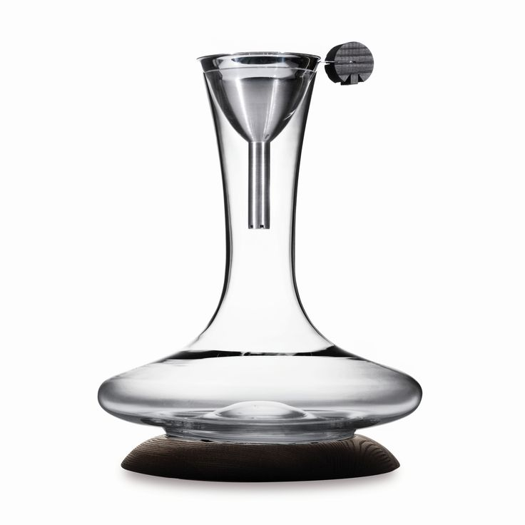 Wine Decanter Set.