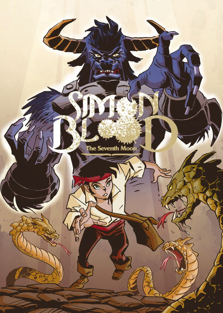 """Simon Blood, The Seventh Moon"" Now on Kickstarter, is online my graphic novel ""Simon Blood, The Seventh Moon"" . Please, support this project, and help me to share the link  https://www.kickstarter.com/projects/376367117/simon-blood-the-seventh-moon-volume-i"
