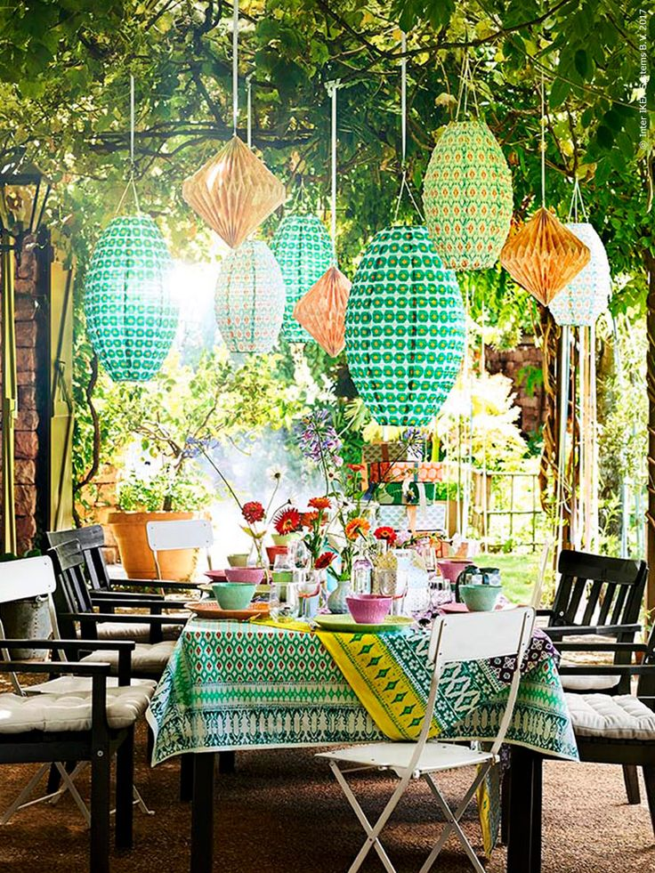 Welcome Summer! 7 Ideas to Dine Al Fresco | Poppytalk