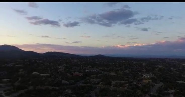 Kevin G's Phantom Sundown Flight in Prescott,Az