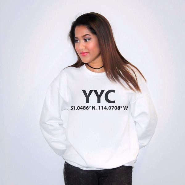 YYC Calgary Sweater - Unisex