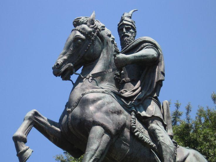 Georgios Kastriotis Greek Hero from Northern Epirus