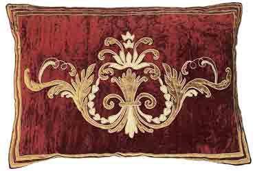 florence rectangular cushion
