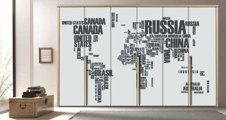 Xάρτης από λέξεις
