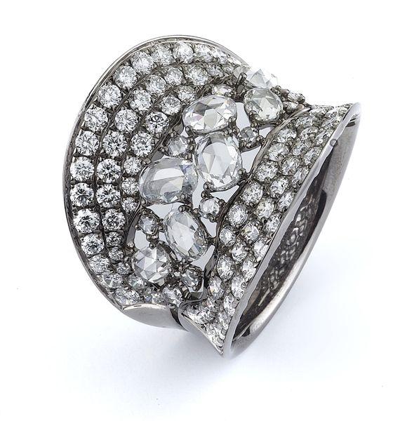 178 best Diamond Rings images on Pinterest