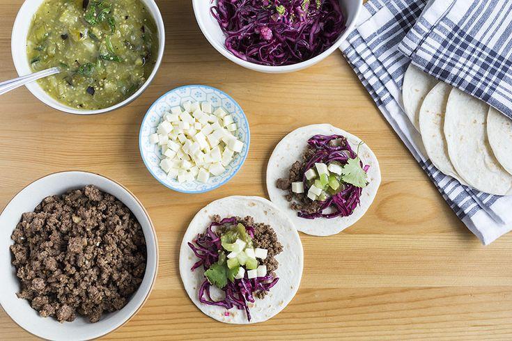 Les 25 meilleures id es de la cat gorie tacos de boeuf for Assaisonnement tacos maison