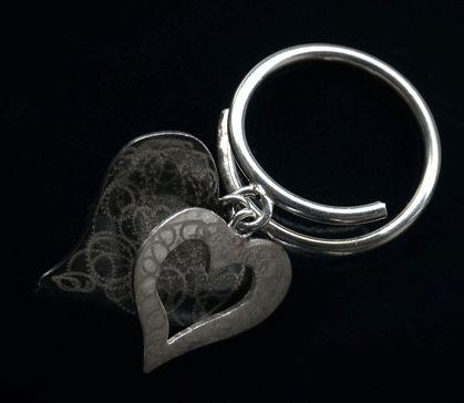 Ring 18 - Handmade ring made of silver 925-€65.00