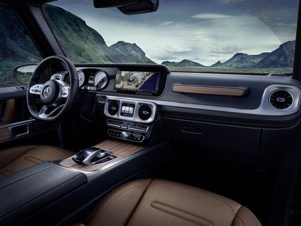 2019 Mercedes Benz G Class The Inside Scoop G Class Benz G