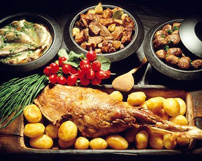 Finnish Food; the cuisine of Finland has evolved into mix of old and new.
