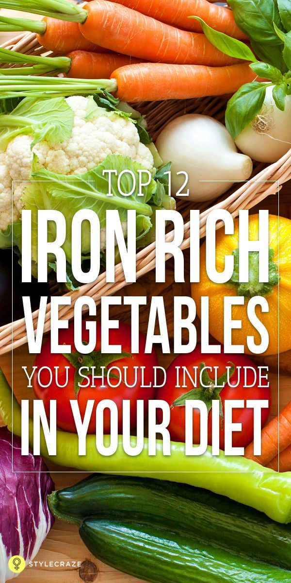 Top 12 Iron Rich Vegetables: Vegetables are the only iron rich foods for vegetarians and a much needed requirement even in addition a non-vegetarian diet. Here are is list of iron rich vegetables.