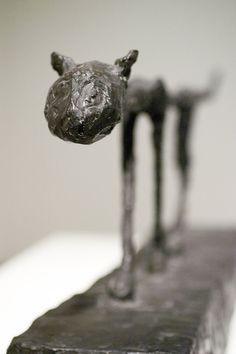 Αποτέλεσμα εικόνας για giacometti cat sculpture