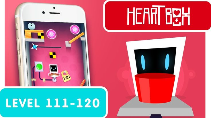 Official Heart Box Walkthrough Level 111-120