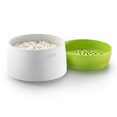 MICROWAVE RICE COOKER   Rice Cooker, Microwave Rice   UncommonGoods #kitchen //40.14