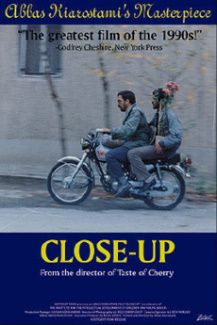 Close-Up Blu-ray Kiarostami