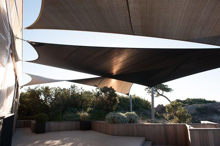 les 25 meilleures id es concernant toile d ombrage sur pinterest parasol balcon toile d. Black Bedroom Furniture Sets. Home Design Ideas