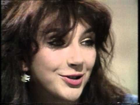 Perhaps Kate Bush's first TV interview - from March 16th, 1978 - conducted by Denis Tuohy, on the BBC's Tonight show.
